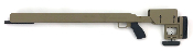 McRee M50-SS-ELR Competition Rifle Stock